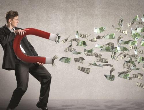 Hur du kan bli rik med attraktionslagen